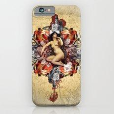 Kaleidoscope Woman Slim Case iPhone 6s