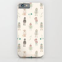 vintage toys iPhone 6 Slim Case