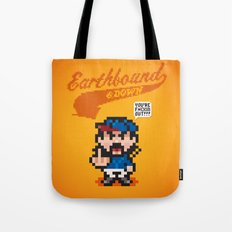 Earthbound & Down Tote Bag