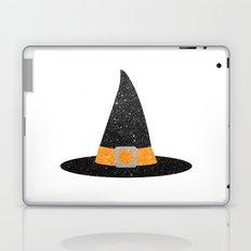 Glitter Witch Hat Laptop & iPad Skin