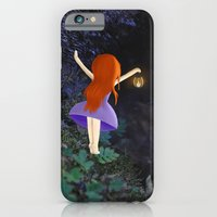iPhone & iPod Case featuring what's in the dark? by Sofia Mansilla