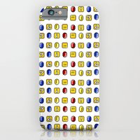 Coins, Boxes and Power ups, Oh my! iPhone 6 Slim Case