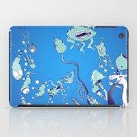 Aquatic Creatures iPad Case