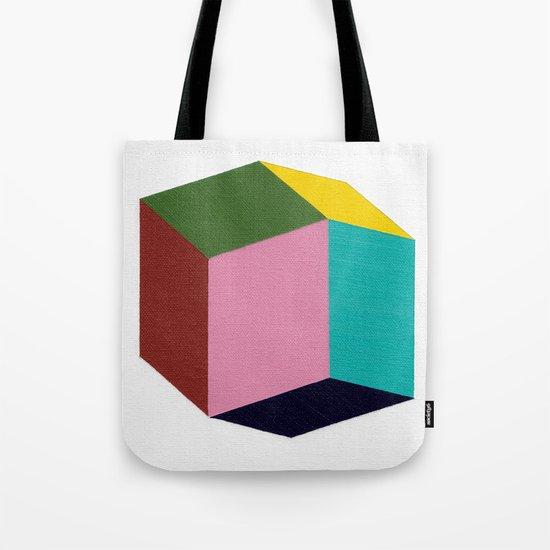 Rhombic Tote Bag
