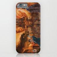 Saviour of Gallifrey iPhone 6 Slim Case