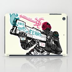 Face your Fears iPad Case