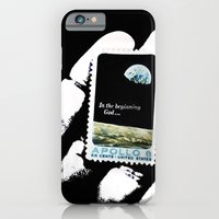 iPhone & iPod Case featuring In The Beginning by ARTNOIS Magazine