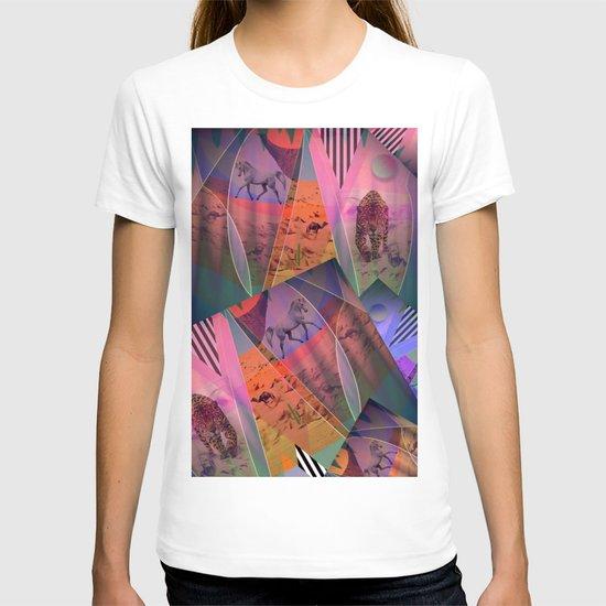 DISTORTED BOUNDARIES T-shirt