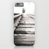 Railroad Flower  iPhone 6 Slim Case