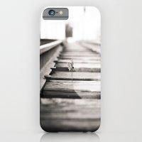 Railroad Flower  iPhone 6 Slim Case