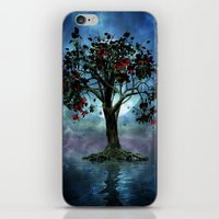 The Tree That Wept A Lak… iPhone & iPod Skin