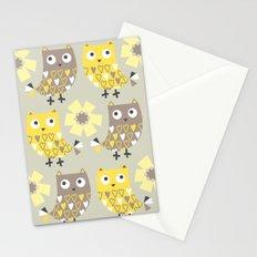 Hooty Tooty Stationery Cards