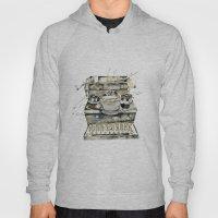 Vintage Typewriter Hoody