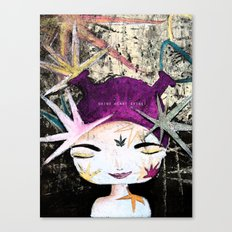 Solar Love Canvas Print