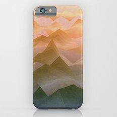 Top of the World (Sunrise) iPhone 6s Slim Case