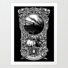Letter to Anonymous Art Print