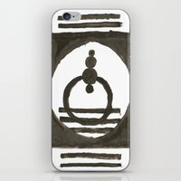 Parade Of The Planets iPhone & iPod Skin