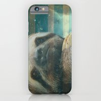 iPhone & iPod Case featuring Ragin' like sloth!  by Tristan Nohrer