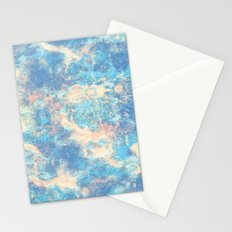 Blue Foam Stationery Cards