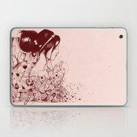 Fiction And Beauty Laptop & iPad Skin