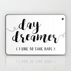 Day Dreamer (I Like To Take Naps) Laptop & iPad Skin
