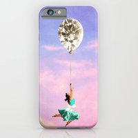 iPhone & iPod Case featuring Tiffany's Flight by BTP Designs