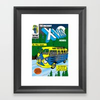VWolverine Framed Art Print