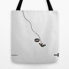 WTF? Columpio! Tote Bag