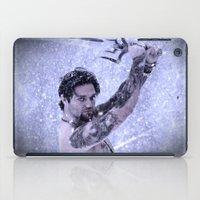 Bam Bam the Snow Warrior iPad Case