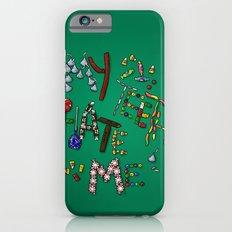 My Teeth Hate Me iPhone 6s Slim Case