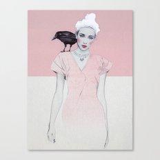 Pracilla Canvas Print