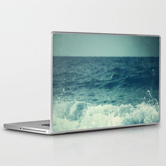 The Sea II. (Sea Monster) Laptop & iPad Skin