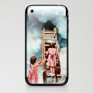 iPhone & iPod Skin featuring ESCAPE ROUTE by Beth Hoeckel Collage…