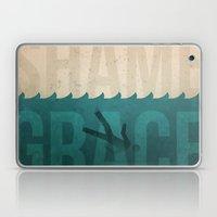 Shame To Grace Laptop & iPad Skin