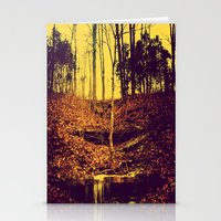 my own secret way home Stationery Cards