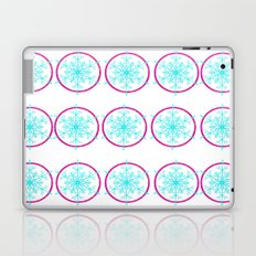 Dream-catching a Snowflake Laptop & iPad Skin