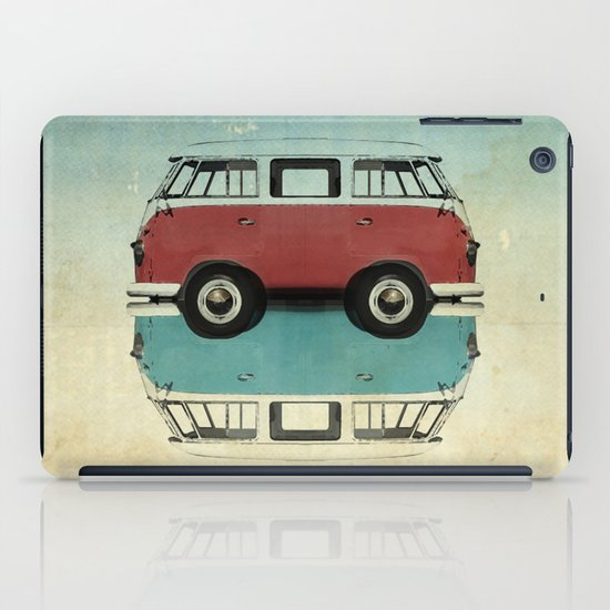 Kombi all fronts  iPad Case