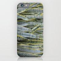 Snake Plants iPhone 6 Slim Case