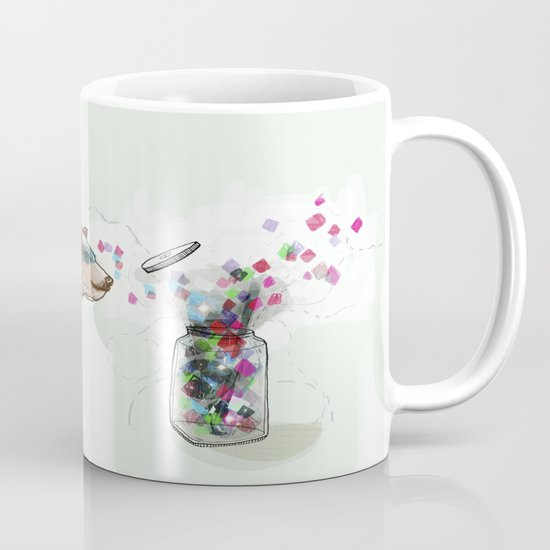 There is Magic all Around Us Mug