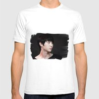 Leo - VIXX Mens Fitted Tee White SMALL
