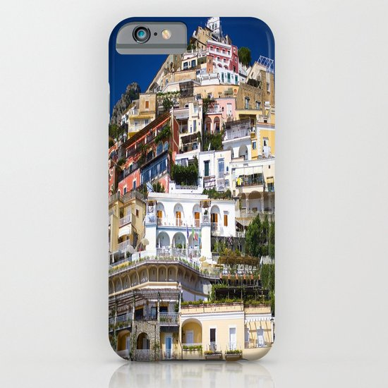 Positano Italy iPhone & iPod Case