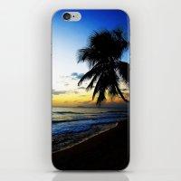 Sunset @ Rincon 2 iPhone & iPod Skin