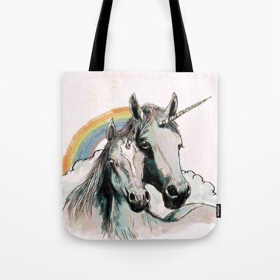 Unicorn III Tote Bag