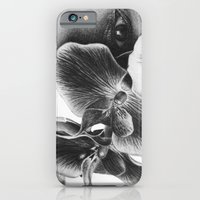 Look Behind The Orchids iPhone 6 Slim Case