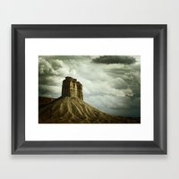 New Mexico Framed Art Print