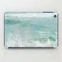 The Big Blue iPad Case