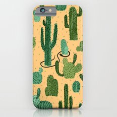 The Snake, The Cactus and The Desert Slim Case iPhone 6s