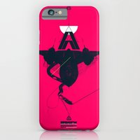STEALTH:SR-71 Blackbird iPhone 6 Slim Case