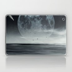 oceans of tranquility Laptop & iPad Skin