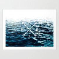 Winds of the Sea Art Print